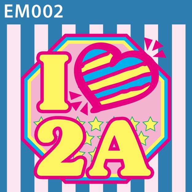 エンブレムシートEM002