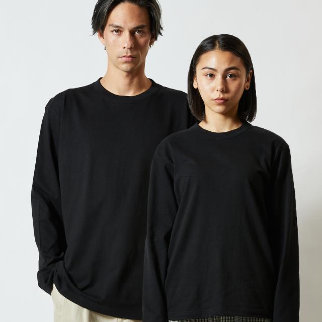 5010-01ロングスリーブTシャツのアイキャッチ画像
