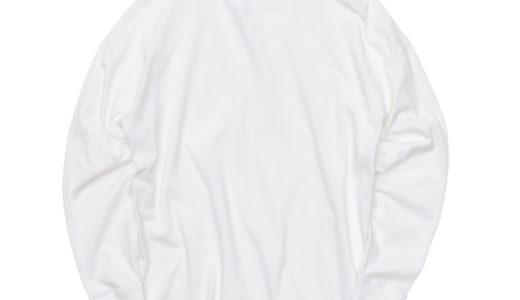 5509ビッグシルエットロングスリーブTシャツ