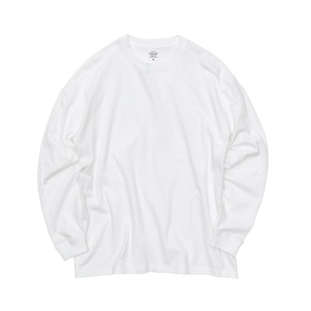5509-01ビッグシルエットロングスリーブTシャツのアイキャッチ画像