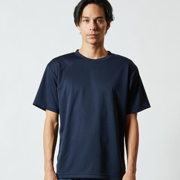 5900-01 ドライアスレチックTシャツ アイキャッチ画像